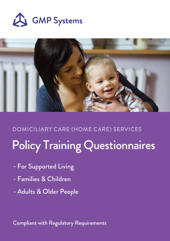 Policy Training Questionnaires