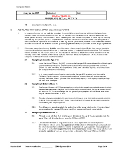 Policy 04-3715 - Under-Age Sexual Activity Pg 2 of 4